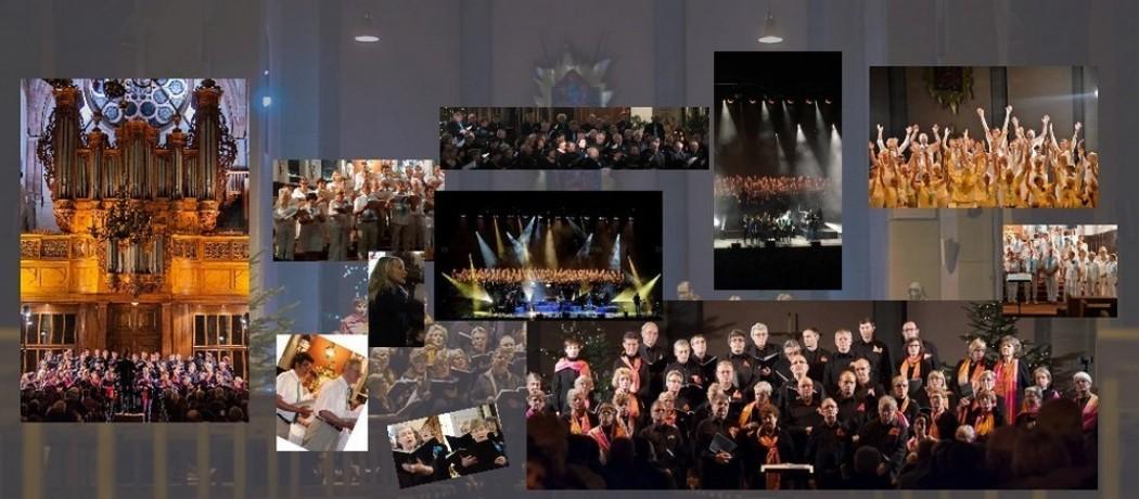 Soyez les bienvenus sur le site de l'ensemble vocal DIAPASON